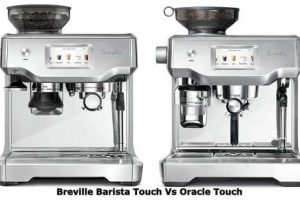 Breville Barista Touch Vs Oracle Touch