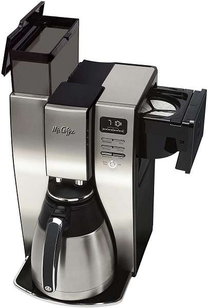What are the Key Features of Mr. Coffee BVMC-PSTX95