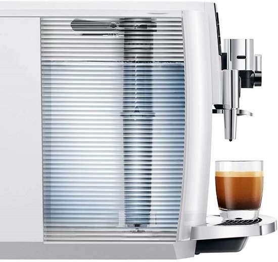 Key Features of the Jura E8 Piano White Coffee Machine