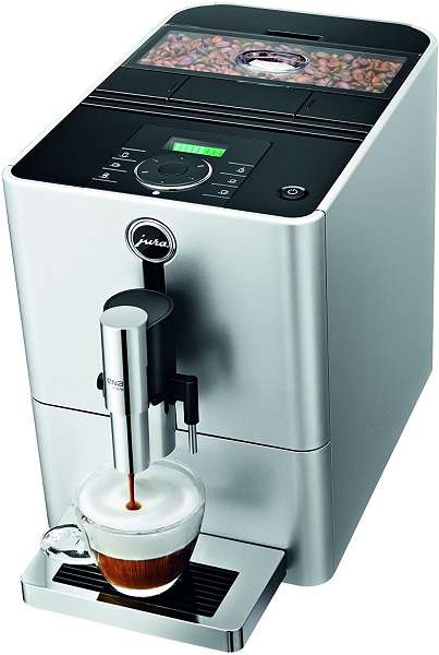 What is the Key Features of Jura Ena Micro 90 Espresso Machine