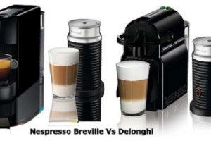 Nespresso Breville Vs Delonghi