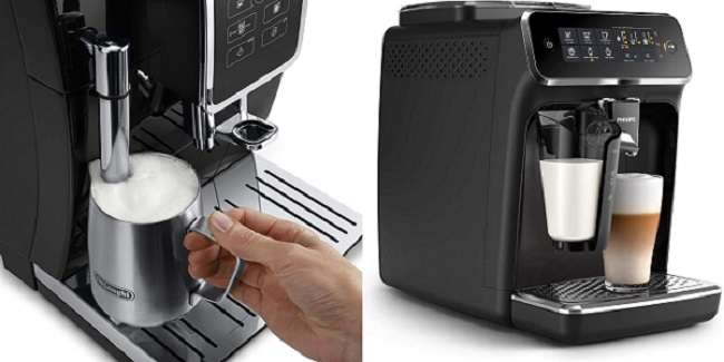 What Are The Differences and Similarities Of Delonghi Dinamica Vs Philips 3200