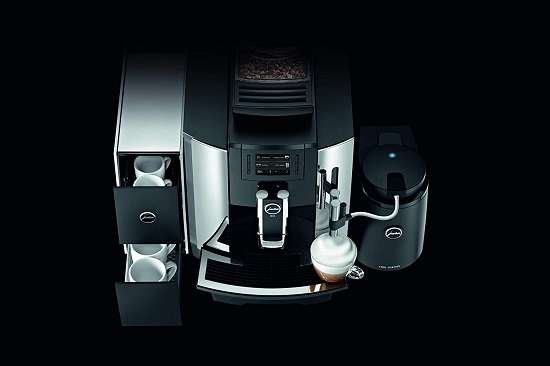 What Are The Key Feature of Jura We8 Espresso Machine