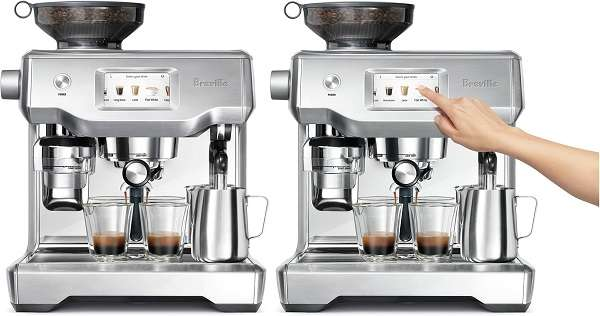 What Are The Similarities And Differences Between Breville Barista Touch Vs Oracle Touch