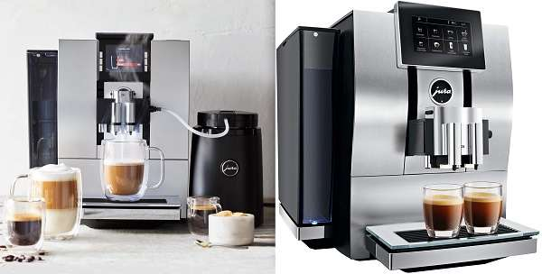 What Are The Similarities Of Jura Z6 And Z8 Espresso Machine