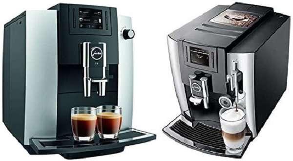 What Are the Similarities of Jura E6 Vs E8 Coffee Machine