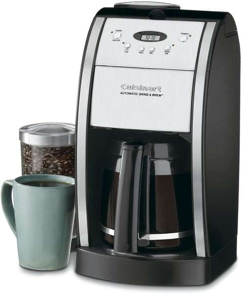 Cuisinart Grind And Brew Problems And Troubleshooting