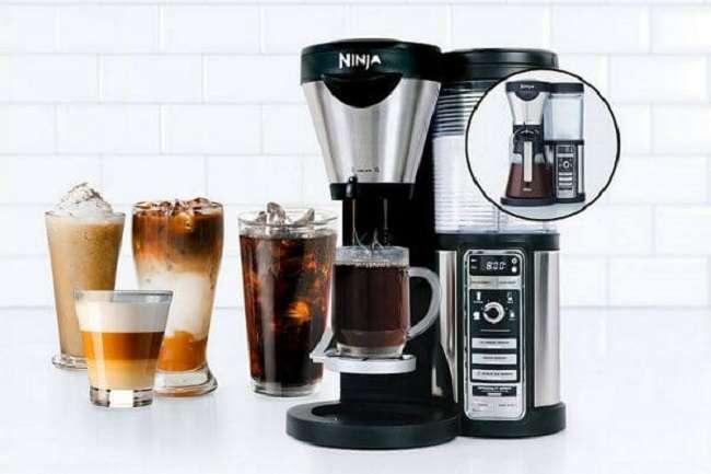 Ninja Coffee Maker Troubleshooting