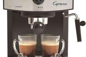 Capresso EC50 Review