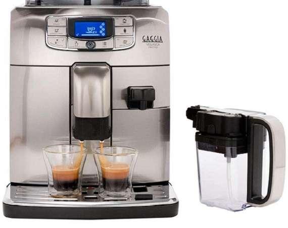 Key Feature Of Gaggia Velasca Prestige Espresso Machine
