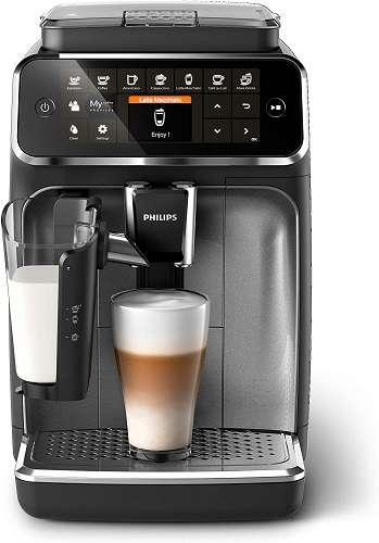 Philips Series 4300 EP4347/94 Espresso Machine Review