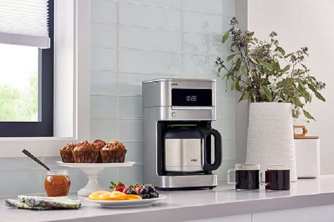 What Are The Key Features Of Braun KF7175 BrewSense Drip Coffee Maker
